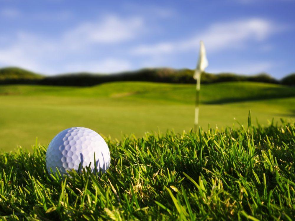 Golf-Ball-On-Grass-Macro-Wallpaper-HD